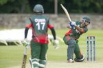 Kenya holds off Oman for narrow win