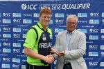 Medium pacers lead Ireland to massive win