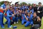 Afghanistan seals ticket to India