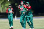 Rumana and Ayasha: Driving Bangladesh hopes in ICC Women's World Twenty20 Qualifier