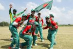 Bangladesh Women secure passage to India