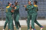 South Africa-West Indies warm-up match tied
