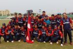 Team Nepal: Rising along with the red sun of glory
