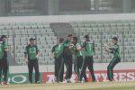 Ireland racks up maiden win
