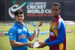 Consistent India faces pacey West Indies in title clash