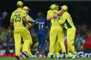 Australia fends off spirited Sri Lankan chase - Cricket News