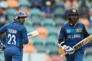 Sri Lanka romps home after Sanga, Dilshan tons - Cricket News
