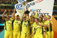 Dominant Australia lifts World Cup for fifth time - Cricket News
