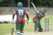 Kenya holds off Oman for narrow win - Cricket News