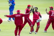 Oman shock Afghanistan to throw Group B race wide open - Cricket News