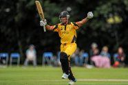 Tournament wide open as Oman and PNG put the favourites to the sword - Cricket News