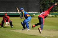 Snyman's brilliance takes Namibia past Jersey - Cricket News