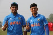 India leads run feast on day two of ICC U19 Cricket World Cup warm-up matches - Cricket News
