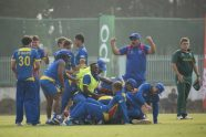 Namibia knocks South Africa out, reaches Super League