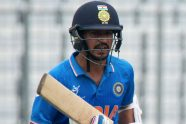 India's Anmolpreet reprimanded for breaching ICC Code of Conduct - Cricket News