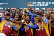 Pacemen, Keacy Carty take West Indies U-19 to World Cup title