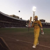 Mark Waugh goes Back-to-Back in '96