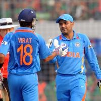 Sehwag & Kohli begin World Cup with a bang in '11