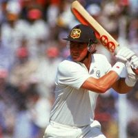 Marsh's day in the Chennai heat in '87
