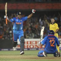 Yuvraj, Raina and the end of an Aussie era