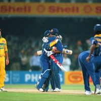 Ranatunga & De Silva lead Sri Lanka to memorable triumph