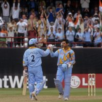 Dravid & Ganguly partner to World Cup best in '99