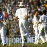 Gatting's infamous reverse-sweep costs England in '87