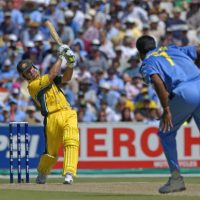 Ponting blazes Australia to World Cup glory