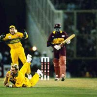 Australia snatch victory from jaws of defeat in 1996 Semi-Final
