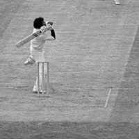 Kallicharan slays Lillee in ten ball Burst in '75