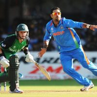 Yuvraj at his all-round brilliant best against Ireland in 2011