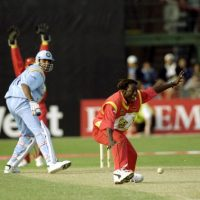 Olonga stuns India in final-over heist in '99