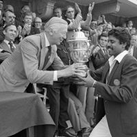 India claim sensational triumph in 1983 final