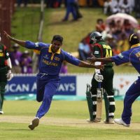 Chaminda Vaas strikes early thrice in '03