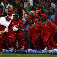 Zimbabwe shock Australia
