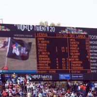 Sri Lanka post record 260