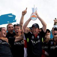 England triumph in Final