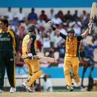 Mike Hussey's miracle in Semi