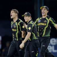 Watson's all-round show v India