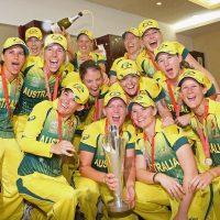 Australia Women make it a hat-trick