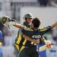 Afridi leads Pakistan to Title