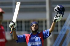Second century for Afghan but match ends in draw - Cricket News