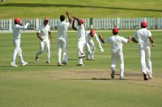 Early wickets rock UAE - Cricket News