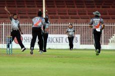 UAE hands Namibia crushing defeat - Cricket News