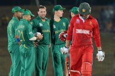 South Africa knocks hapless Zimbabwe out - Cricket News