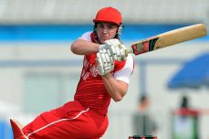 Pushing for one of six places, says Hong Kong's Atkinson - Cricket News