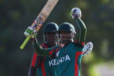 Rakep Patel leads Kenya to victory in high-scoring thriller - Cricket News