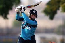 Machan stars in Scotland victory - Cricket News