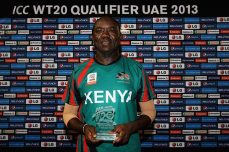 Obuya, Tikolo give Kenya 21-run win - Cricket News