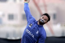 Sandri heroics deliver victory for Italy - Cricket News